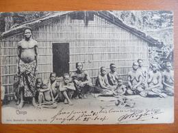 CPA - Congo Belge - Indigènes Ka-Kongo - Série 14 N°120 - Congo Belge - Autres