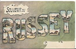 Le RUSSEY - Fantaisie - France