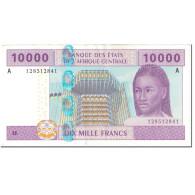 Billet, États De L'Afrique Centrale, 10,000 Francs, 2002, Undated (2002) - Zentralafrikanische Staaten