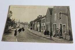 Pontailler Sur Saone - Route De Vonges - France
