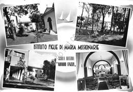 Cartolina Marina Di Massa Istituto Figlie Di Maria Missionarie Scuola Mimo Fazzi - Massa
