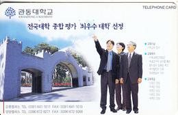 SOUTH KOREA - Kwandong University(W2000), Used - Korea (Zuid)