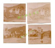 4 PHOTOS ALBUMINE - 06 - SOSPEL - Luoghi