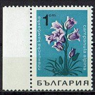 *Bulgarien 1968 // Mi. 1791 ** - Pflanzen Und Botanik
