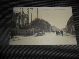 Moorseele  Moorsele ( Wevelgem )  De Wevelghemstraat - Wevelgem