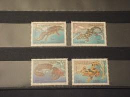 SOMALIA - 1996 RETTILI  4 VALORI - NUOVI(++) - Somalia (1960-...)