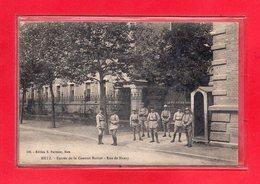 57-CPA METZ - ENTREE DE LA CASERNE BARBOT - RUE DE NANCY - Metz