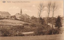 Halma - Virage Route Dinant Neufchâteau - JOS - Pas Circulé - SUPER - Wellin
