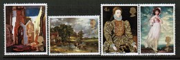 GREAT BRITAIN  Scott # 568-71** VF MINT NH  (Stamp Scan # 516) - Unused Stamps