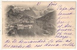 05 - LA GRAVE - Vue Sur Le Massif De La Meije - ND 153 - 1901 - France