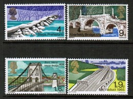 GREAT BRITAIN  Scott # 560-3** VF MINT NH  (Stamp Scan # 516) - 1952-.... (Elizabeth II)