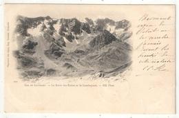 05 - Col Du Lautaret - La Barre Des Ecrins Et Le Combeynot - ND 102 - 1900 - France