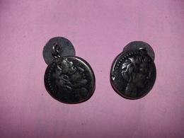 Boutons De Manchette Cfv - Jewels & Clocks