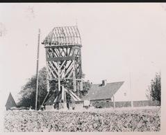 HUISE  FOTO 1973 = 10 X 6 CM ==    MOLEN - Kruishoutem