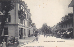 Herzogenbuchsee - Hauptstrasse - 1912        (P-173-61020) - BE Berne