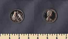British Virgin Islands 1 Cent 1976 - British Virgin Islands