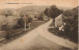 Wellin - 2. Neupont-sur-Lesse  - Vue Prise De L'hôtel  - Dessaix - Edit. Finet Laurent - Circulé - Wellin