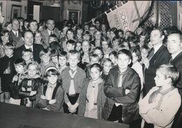 MERELBEKE  --  FOTO 1973 = 8 X 8 CM ==    ?? JAAR GIRO - Merelbeke