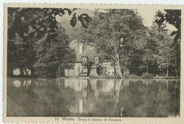 Wellin - 20. Etang Et Château De Neupont - Coyright P.B.L. XL. - Pas Circulé - SUPER - Wellin