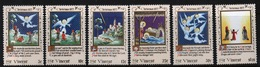 St.Vincent 1977 Set Of Stamps To Celebrate Christmas. - St.Vincent (...-1979)
