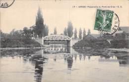 62 - ARRAS : Passerelle Du Pont De Grès - CPA - Pas De Calais - Arras