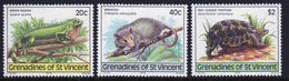 St.Vincent & Grenadines 1979 Set Of Stamps To Celebrate Wildlife. - St.Vincent & Grenadines