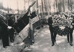 RIEME  --  FOTO 1973 = 17 X 13 CM ==   BEDEVAART RIEME - Evergem