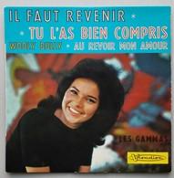 - LES GAMMAS - Il Faut Revenir - - Rock