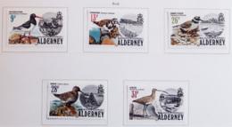 Aldernay 1984 Unif.13/17 **/MNH VF - Alderney