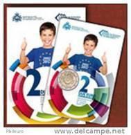 "San Marino (Saint Marin) 2012 : 2 Euro Commémorative ""10 Ans De L'Euro"" (en Coffret BU) - DISPONIBLE - San Marino"