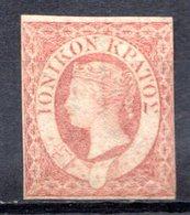 ILES IONIENNES - (Possession Britannique) - 1859 - N° 3 - 2 P. Carmin - (Victoria) - Other