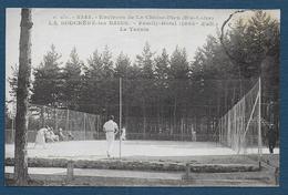 LA SOUCHERE LES BAINS - Family Hôtel - Le Tennis - Andere Gemeenten