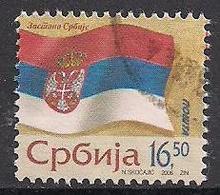 Serbien  (2006)  Mi.Nr.  145  Gest. / Used  (7fg43) - Serbien