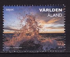 Aland, 2018, Landscapes, 1 Stamp - Aland
