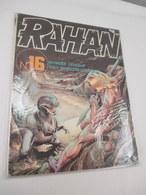 Rahan  N° 16  - 1975 - Bon état - Livres, BD, Revues