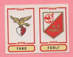 Figurina Panini Scudetti 1982/83 - Fano E Forlì - Trading Cards