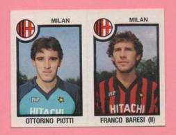 Figurina Panini 1982/83 - Milan, Ottorino Piotti E Franco Baresi - Trading Cards