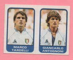Figurina Panini 1982/83 - Italia, Marco Tardelli E Giancarlo Antognoni - Trading Cards