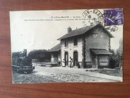 71 Flace Les Macon La Gare - France