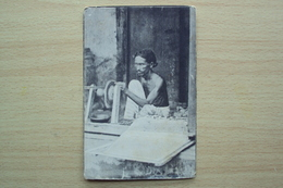 INDIA भारत गणराज्य POST CARD PRINTED IN AUSTRIA  PROCESSING OF VASES - India