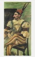 Postcard - Art - Lovis Corinth - Cesare Borgia, Arthur Kraft 1914 - Card No..2508  New - Postcards
