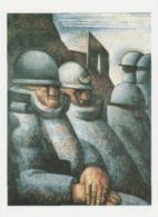 Postcard - Art - Marcel Gromaire - The War 1925 - Card No..mu1996  New - Postcards