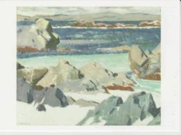 Postcard - Art - Francis C.B. Cadell - North End - Card No..mu2688  New - Postcards