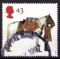 GROßBRITANNIEN Mi. Nr. 1703 O (A-3-55) - 1952-.... (Elizabeth II)