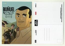 Buñuel, Après L'âge D'or. Film Réalisé Par Salvador Simo. 2019. L'histoire Du Tournage De Terre Sans Pain. - Affiches Sur Carte