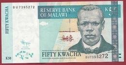 Malawi 50 Kwacha Du 30/06/2011 Dans L 'état - Malawi