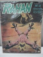 Rahan  N° 21 - 1976 - Tres Bon état - Livres, BD, Revues