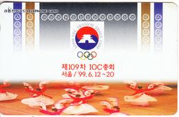 SOUTH KOREA - 109th 10C Session Seoul 1999(W3000), 06/99, Used - Korea (Zuid)