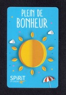 Carte Cadeau  SPIRIT -  Gift Card. - Cartes Cadeaux