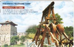 SOUTH KOREA - Korea Telecom Telecard(W3000), Used - Korea (Zuid)